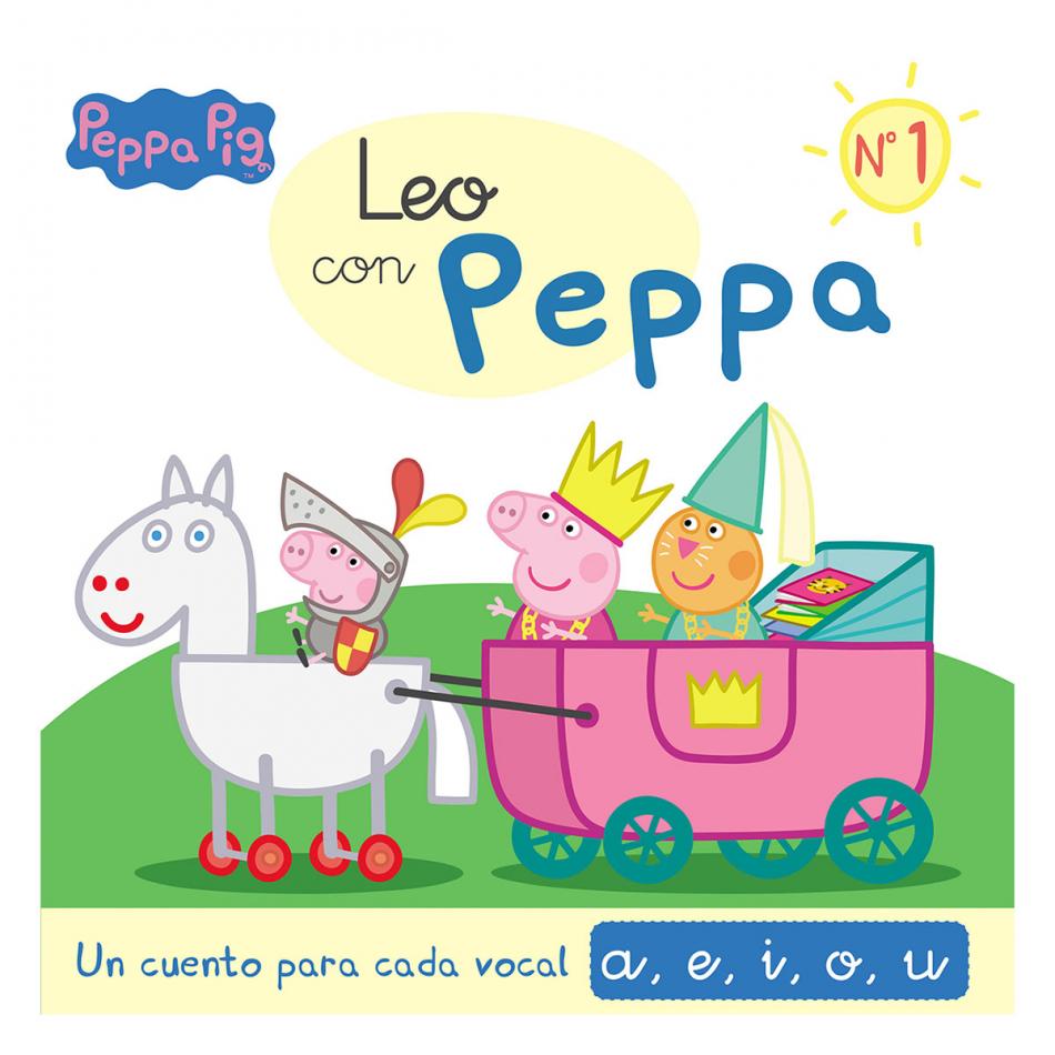 Peppa Pig. Leo con Peppa 1