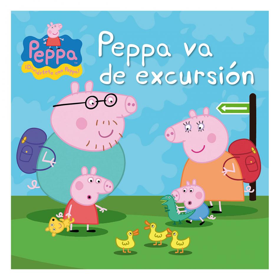 Peppa Pig. Peppa va de excursión