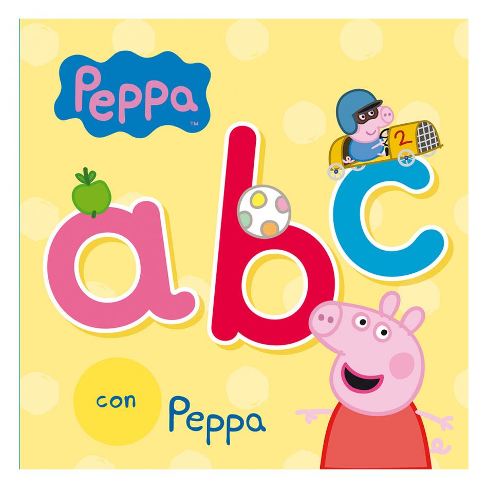 Abc Con Peppa