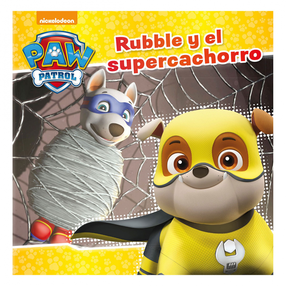 La Patrulla Canina. Rubble y el supercachorro