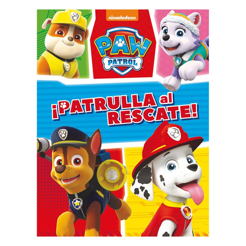La Patrulla Canina. Misión Canina: ¡Patrulla al rescate!