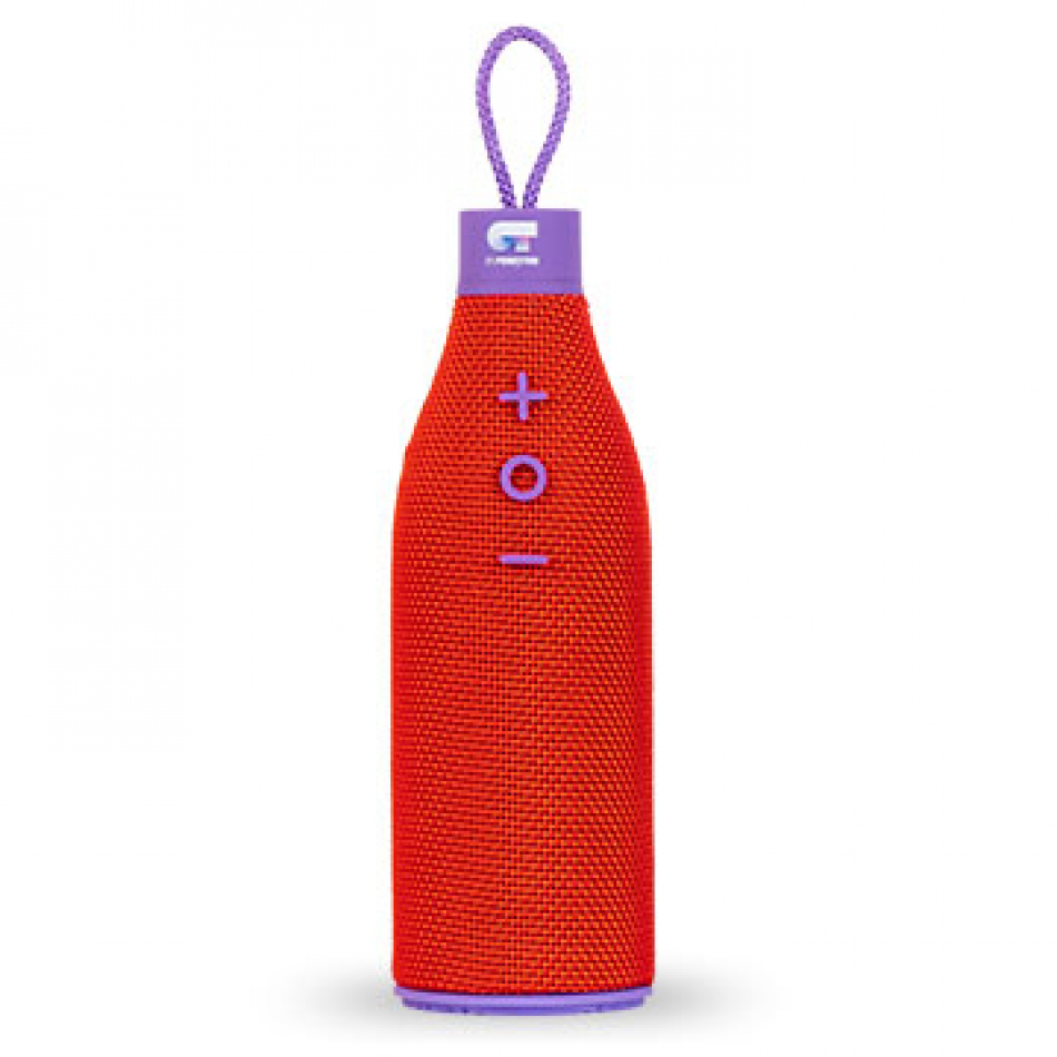 Altavoz bluetooth OT Orange Bottle