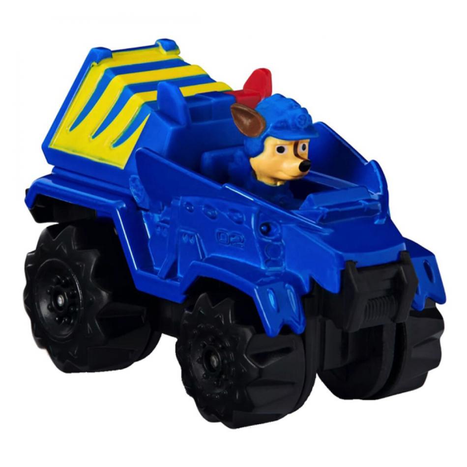 Vehículo Die Cast Chase Dino Rescue - La Patrulla Canina