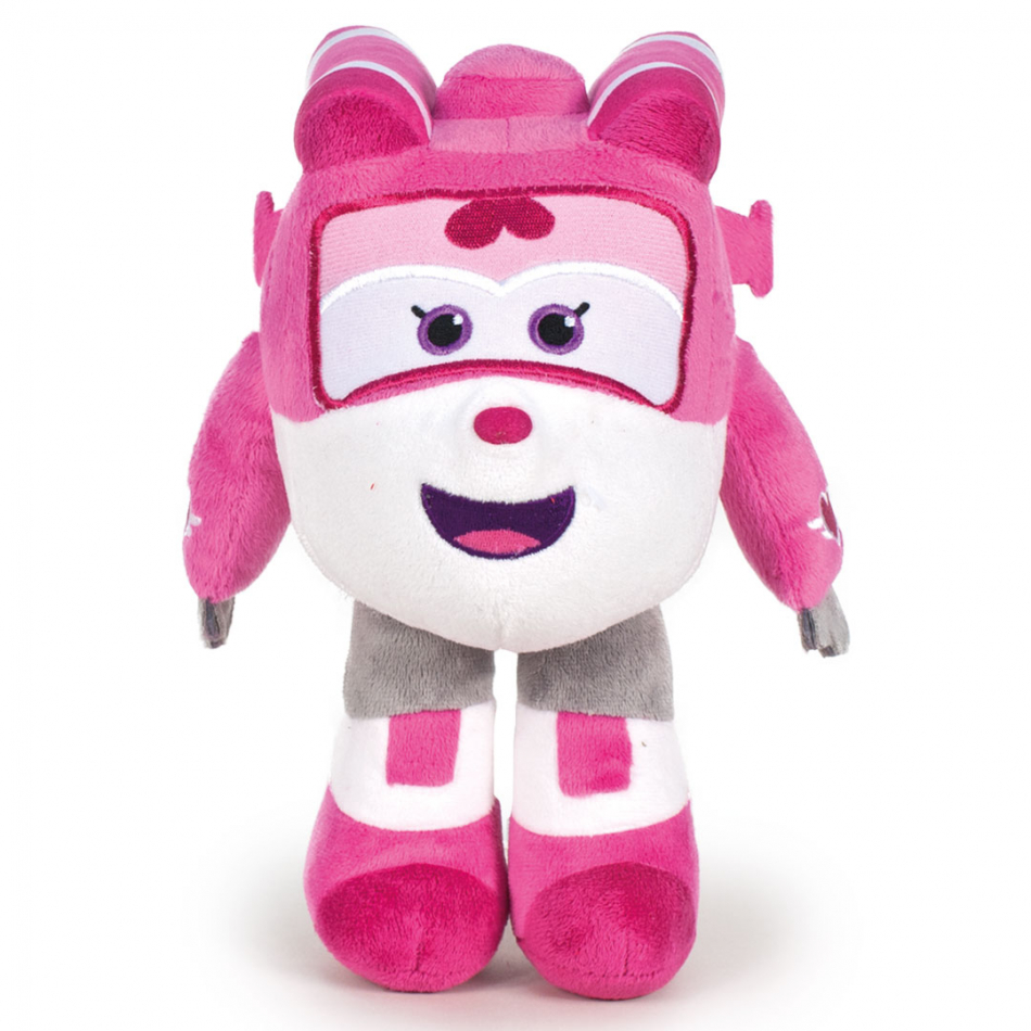 Peluche Dizzy Fly Time 52 cm Super Wings