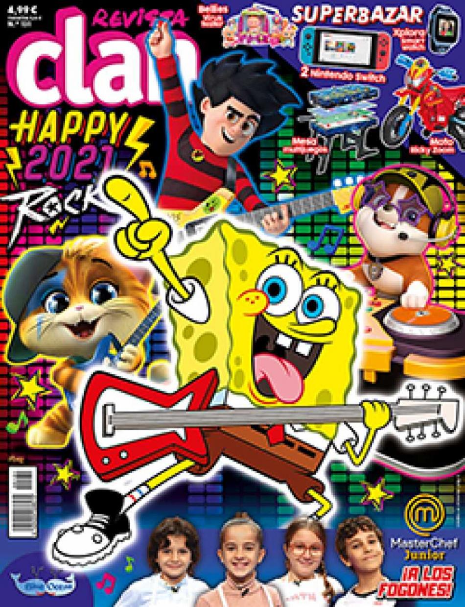 Revista Clan Enero 2021
