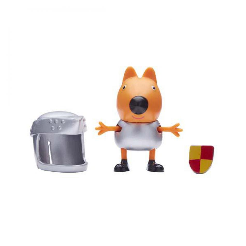 Figuras Fiesta de Disfraces Peppa Pig - Freddy Fox