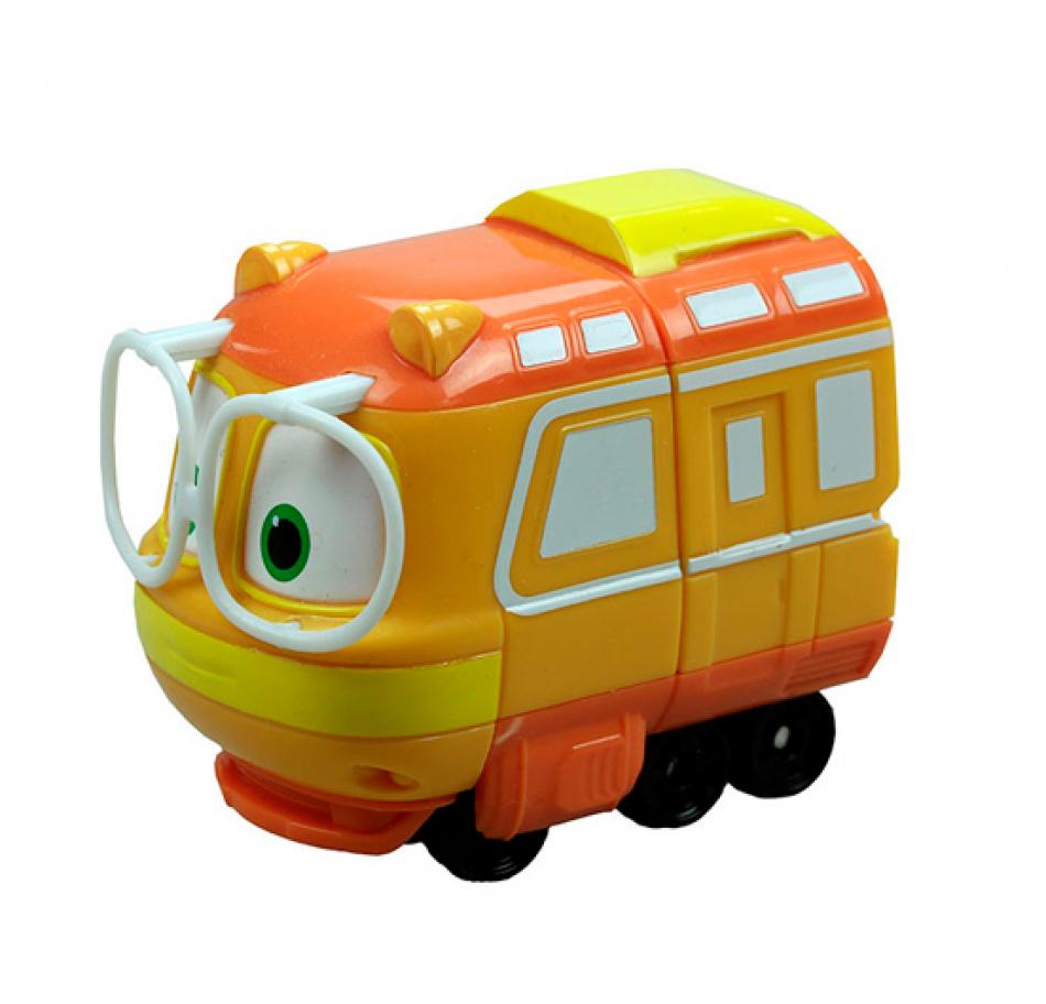 Robot Trains Vehículo Básico - Genie