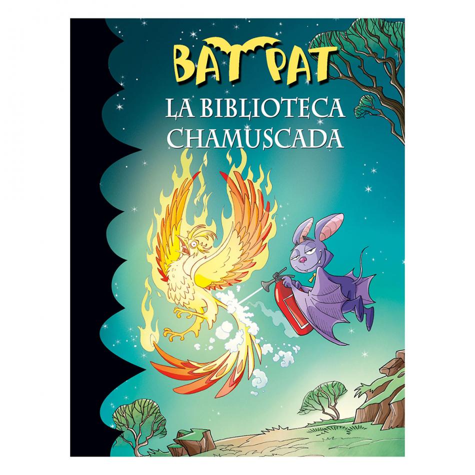 Bat Pat 41. La Biblioteca chamuscada