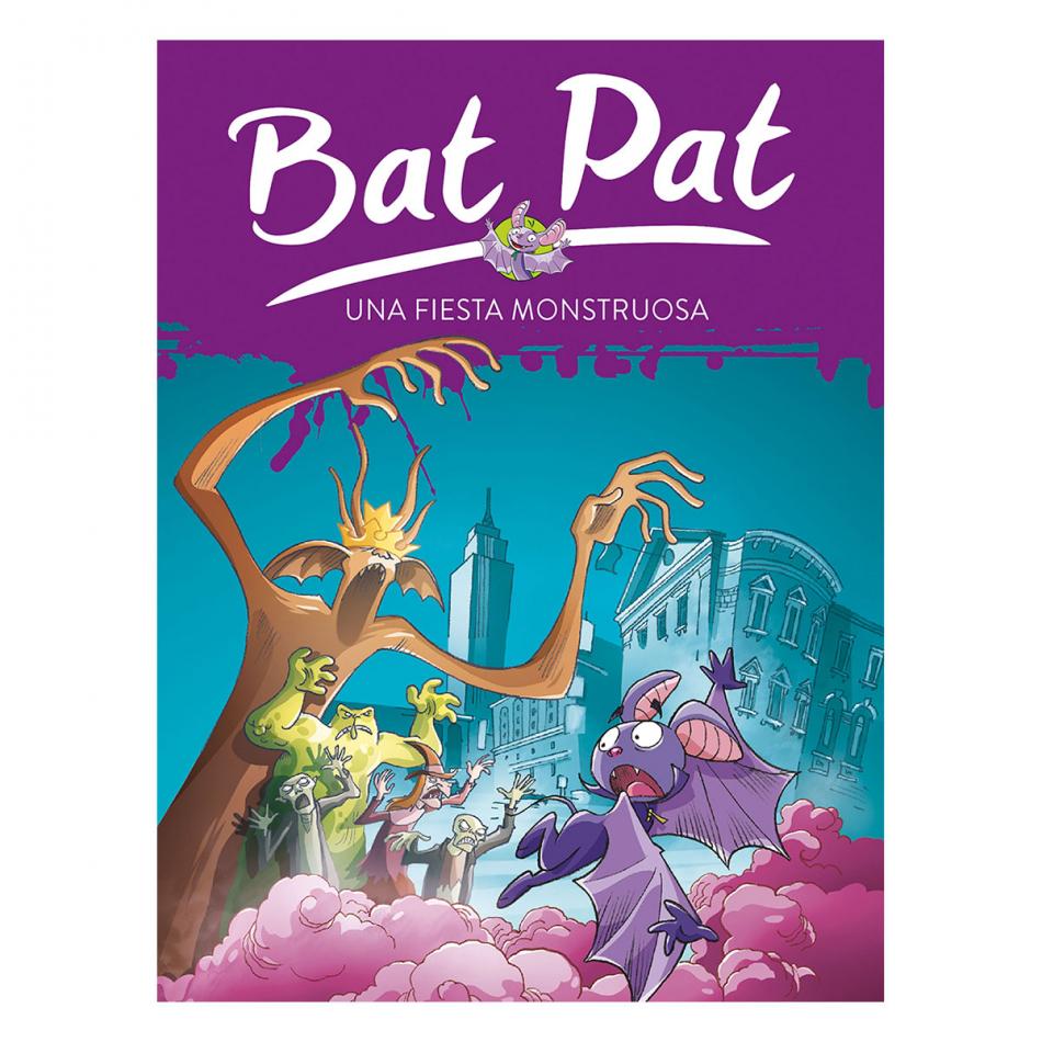 Bat Pat 42. Una fiesta monstruosa