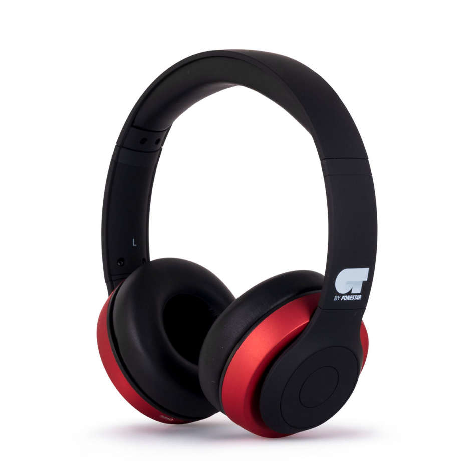 Auriculares bluetooth OT Harmony Red