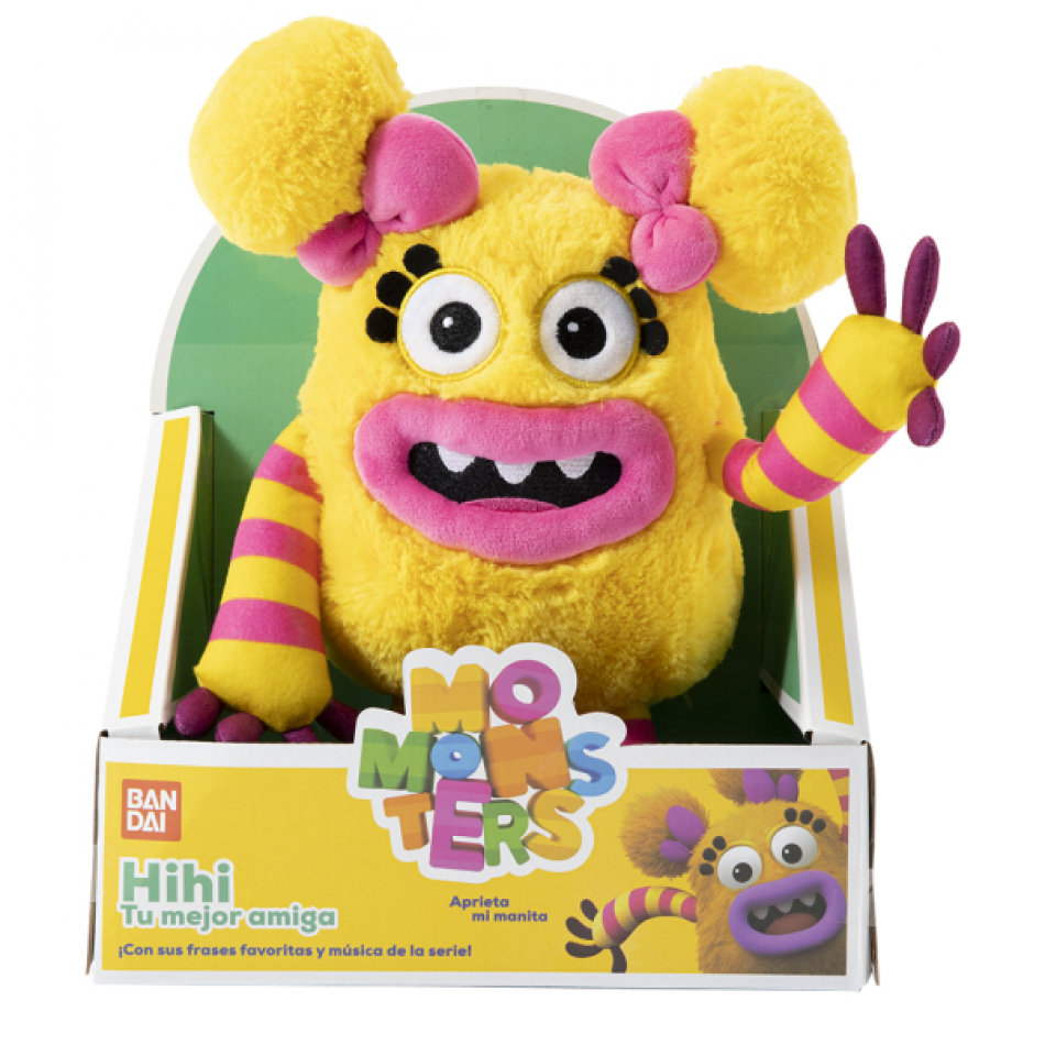 Momonsters Peluche Hihi