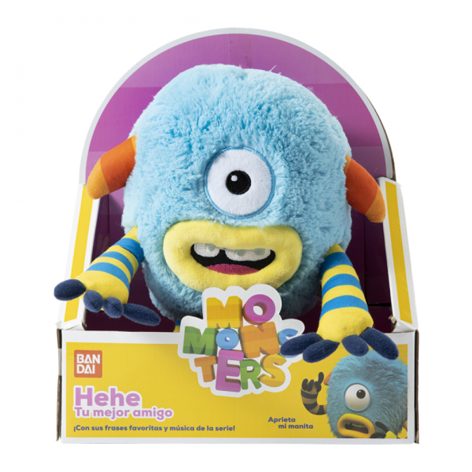 Momonsters Peluche Hehe