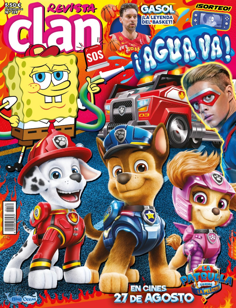 Revista Clan Agosto 2021