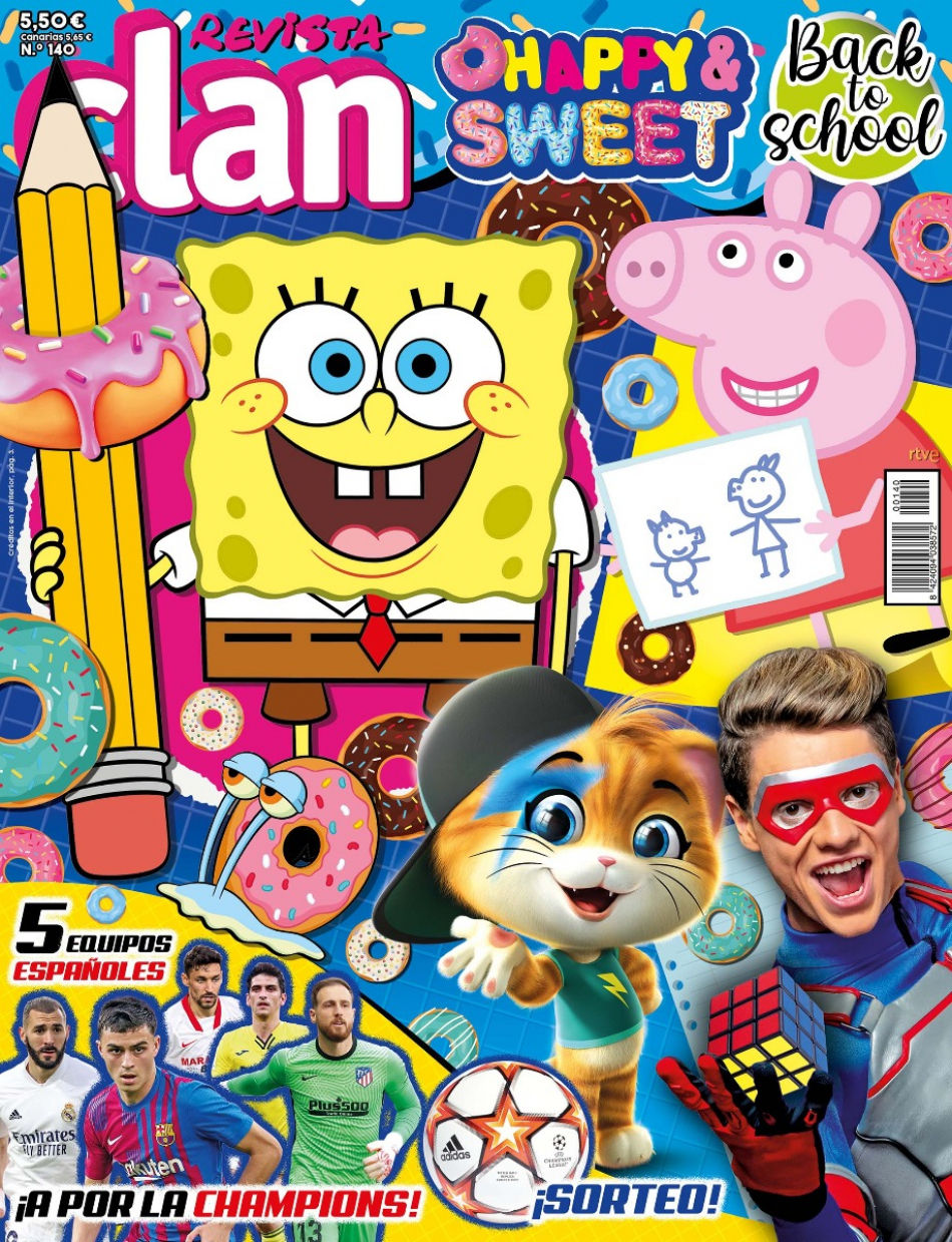 Revista Clan Septiembre 2021