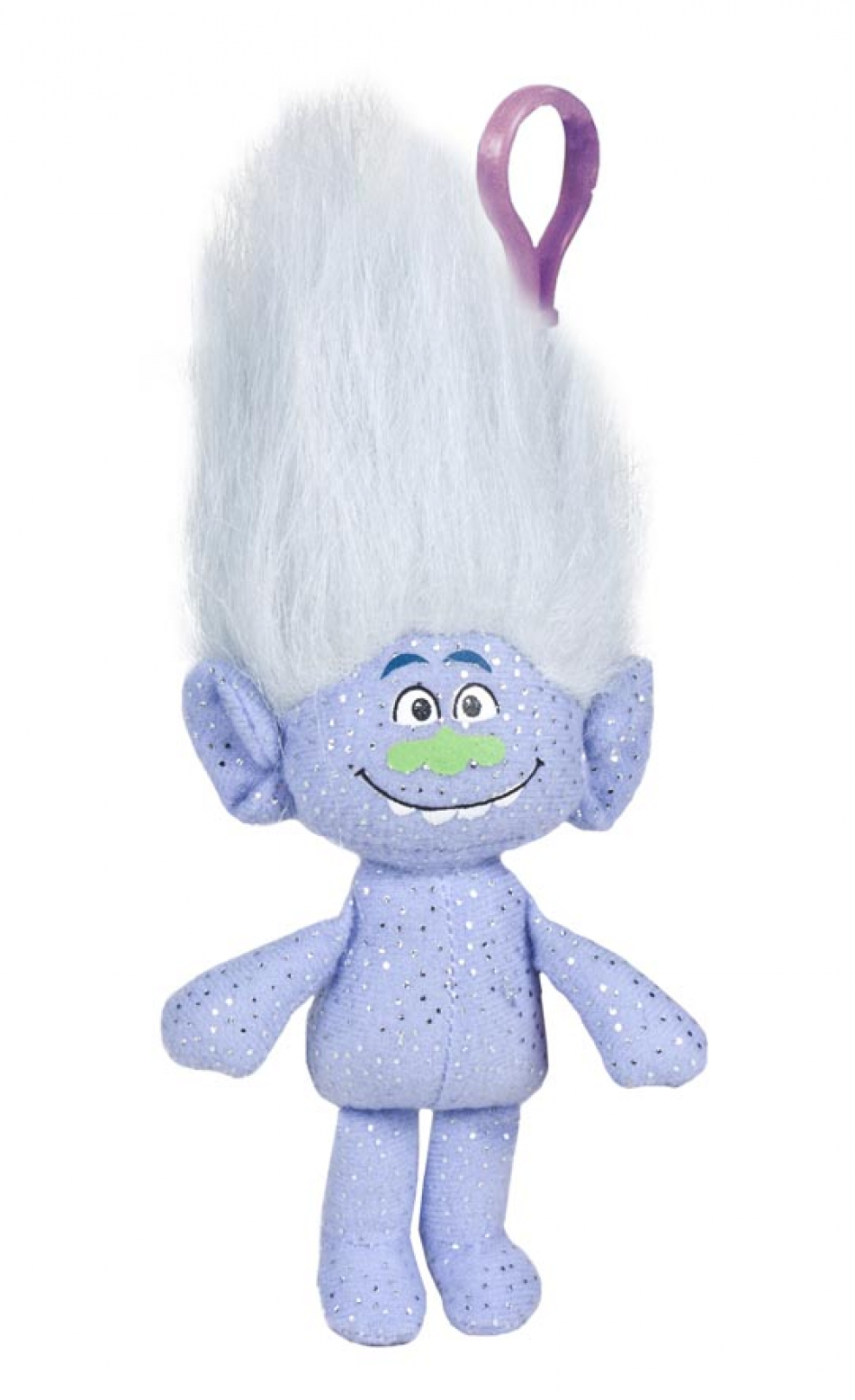 Llavero peluche 15 cm Guy Diamond Trolls