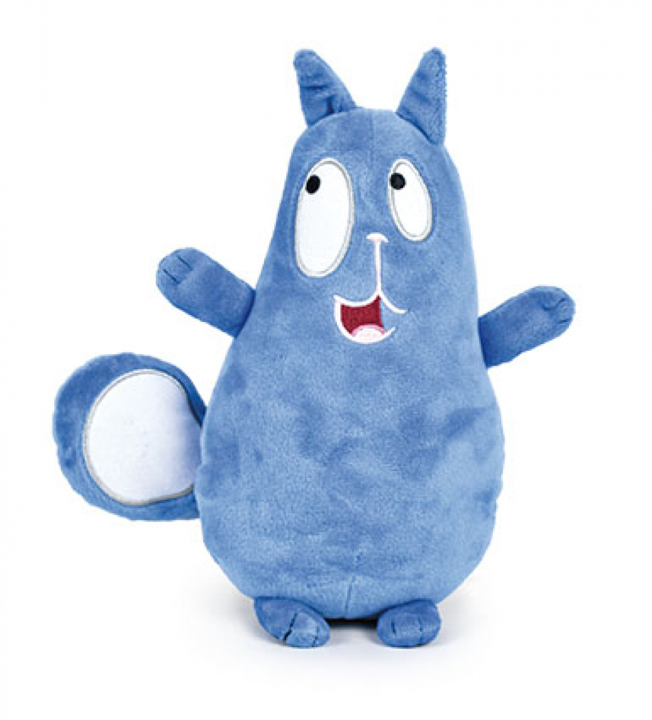 Peluche Cat 30 cm Peg+Cat
