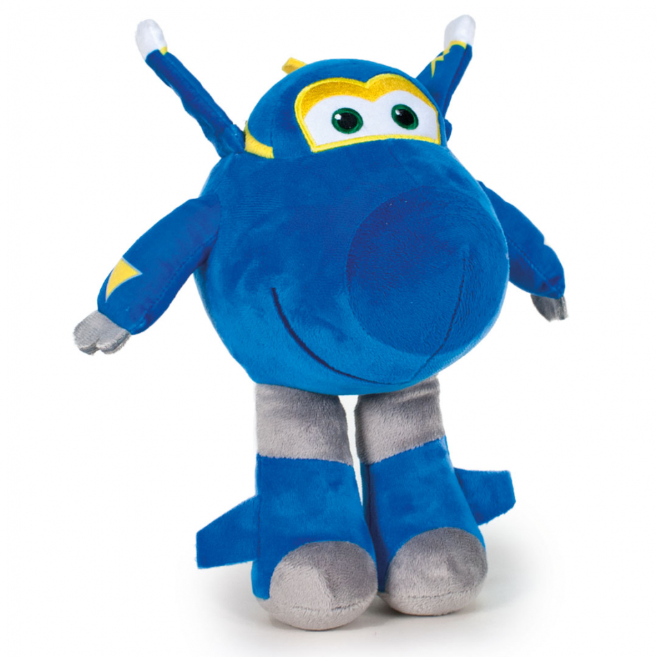 Peluche Jerome 17 cm Super Wings