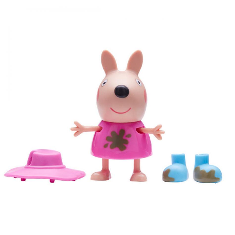 Figuras Fiesta de Disfraces Peppa Pig - Kylie Kangaroo