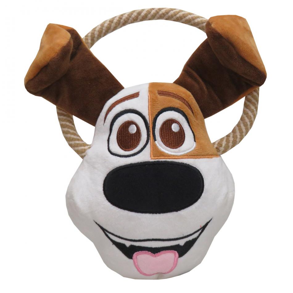 Juguete de Peluche y Cuerda para Perro Max - Pets 2