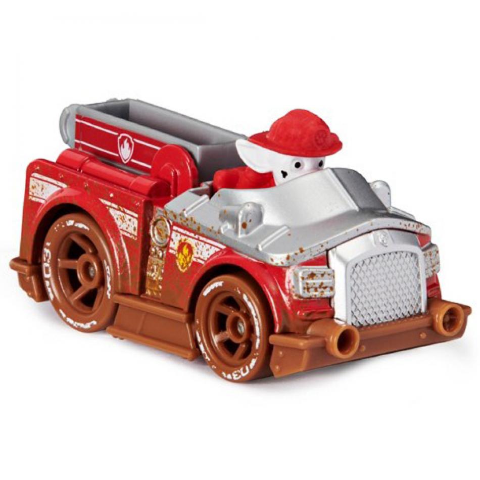 Vehículo Die Cast Marshall Mud Off Road - La Patrulla Canina