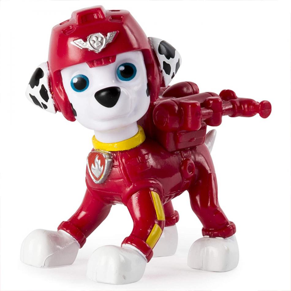 La Patrulla Canina Figura Básica - Marshall