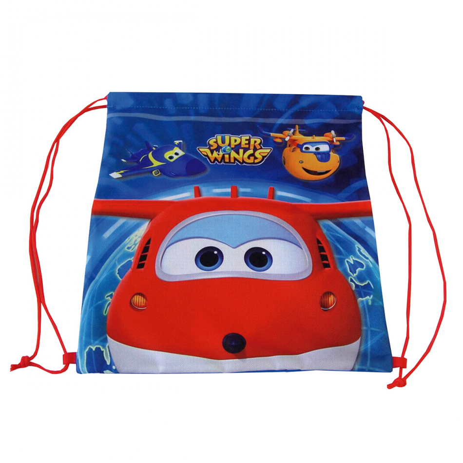 Bolsa de merienda Super Wings