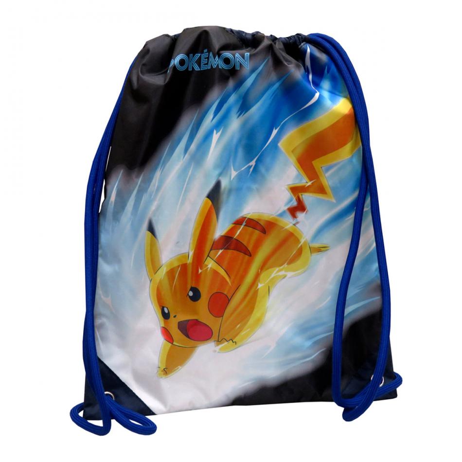Mochila Saco 34x44 Pokémon
