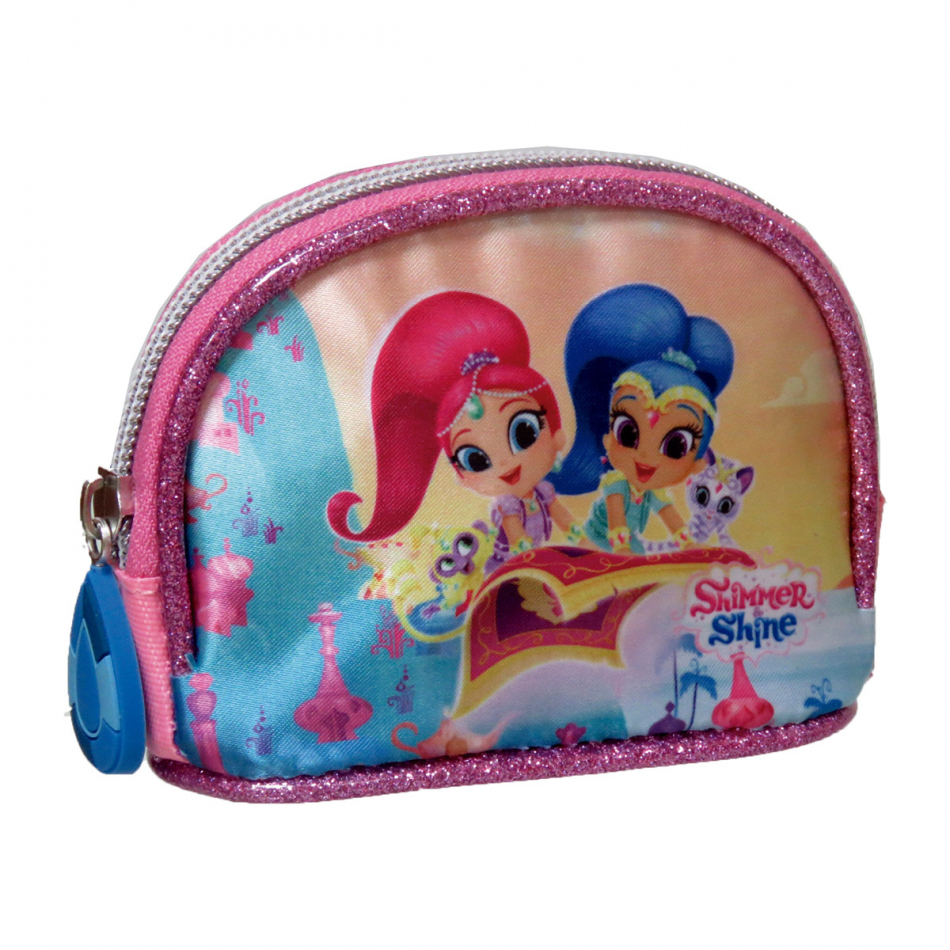 Monedero Shimmer y Shine