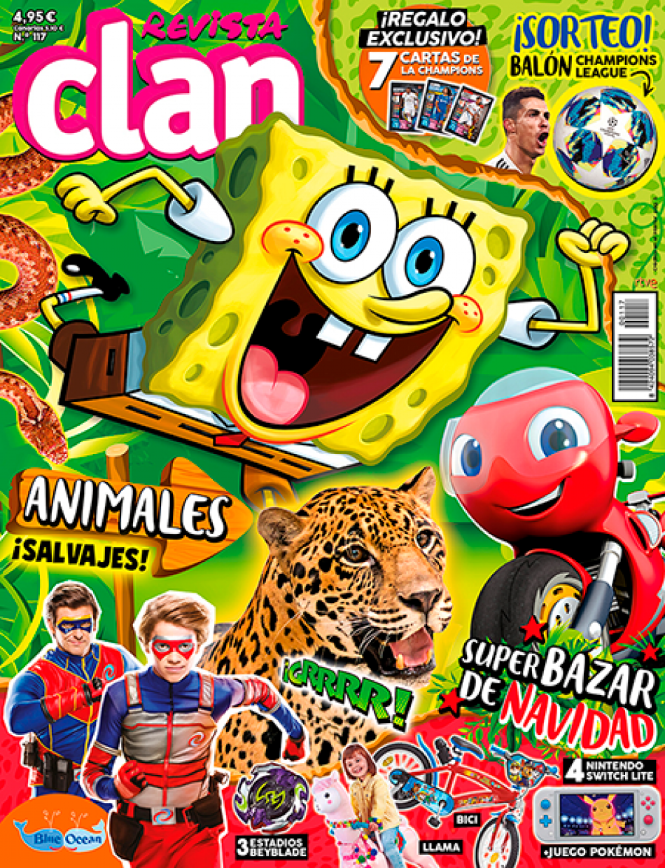 Revista Clan Noviembre 2019