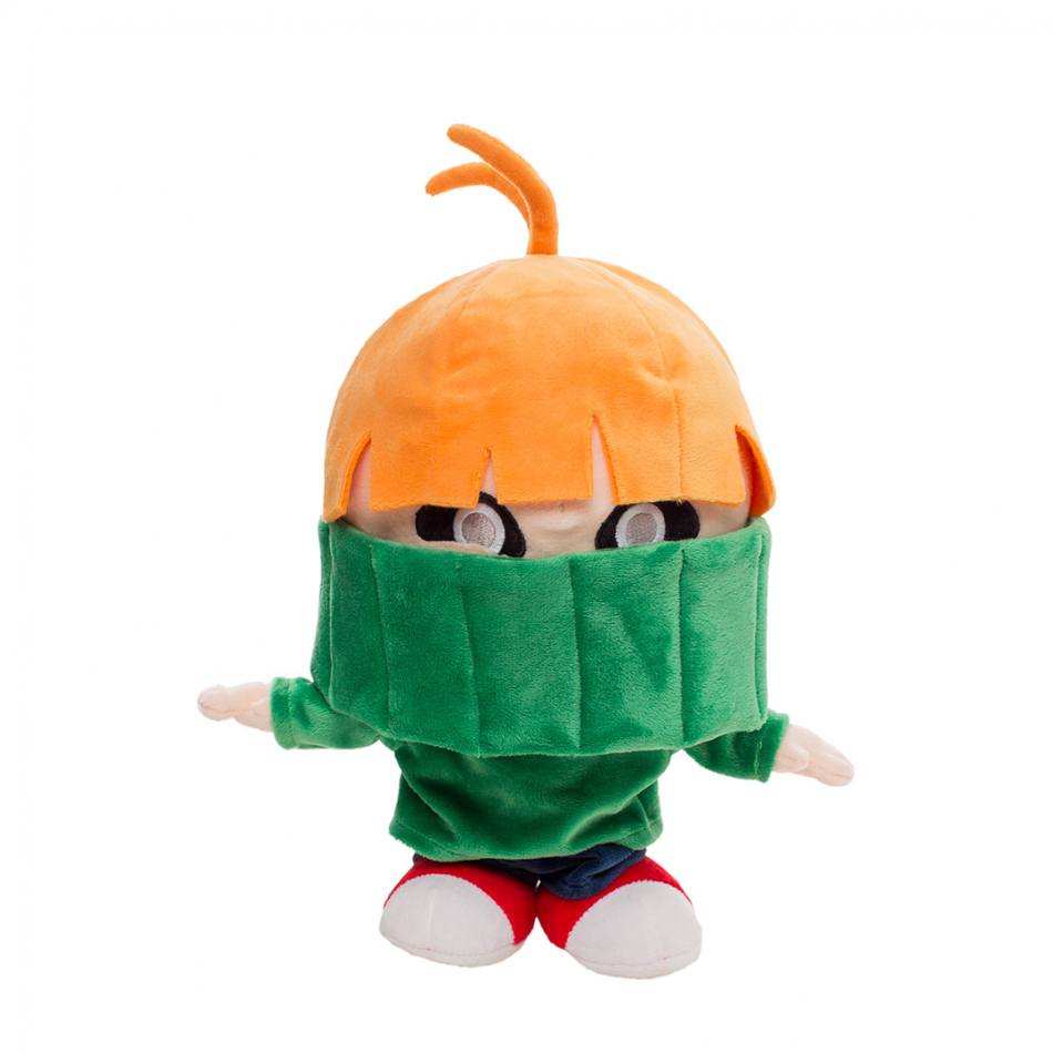 Peluche Goliath Pumkin Reports 25 cm