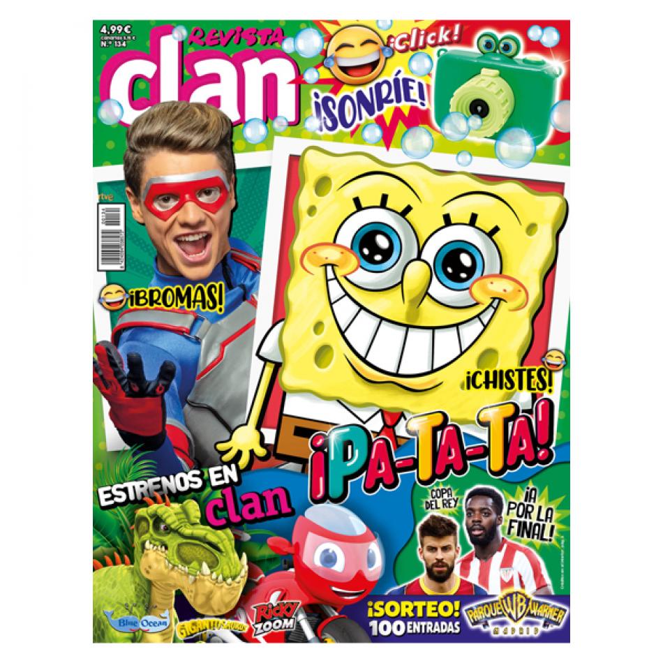 Revista Clan Abril 2021
