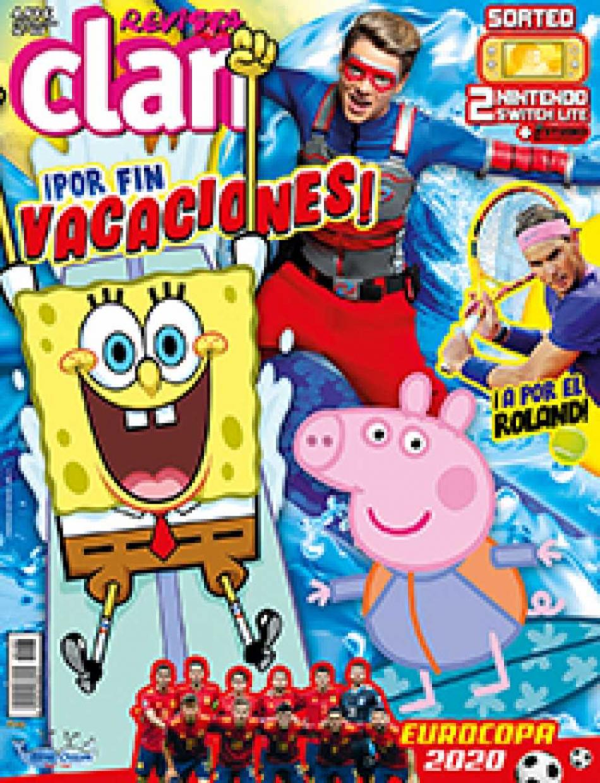 Revista Clan Julio 2021
