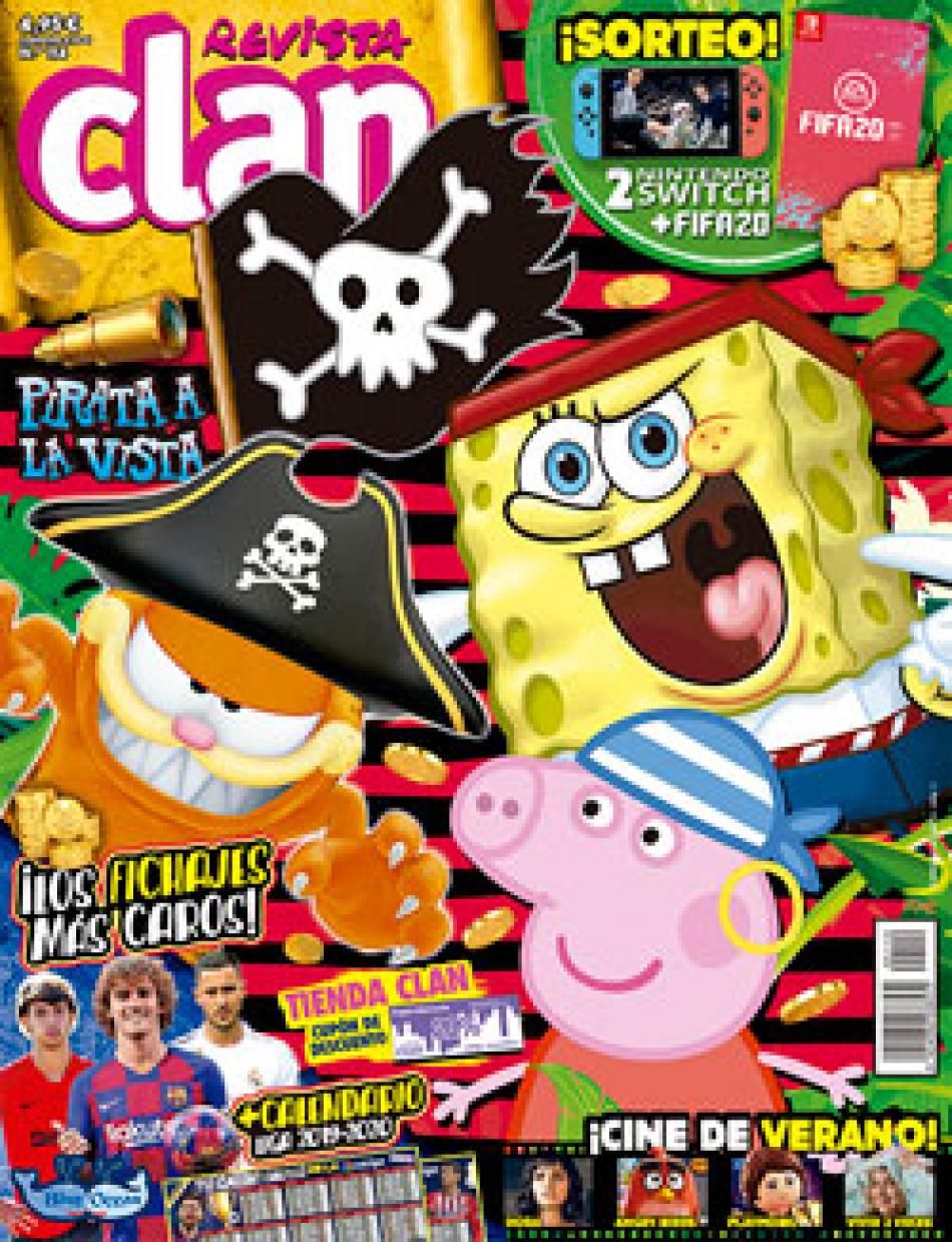 Revista Clan Agosto 2019