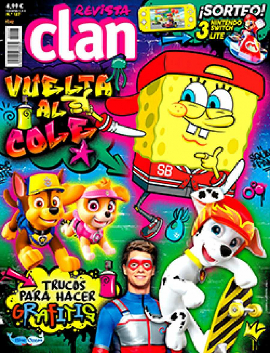 Revista Clan Septiembre 2020