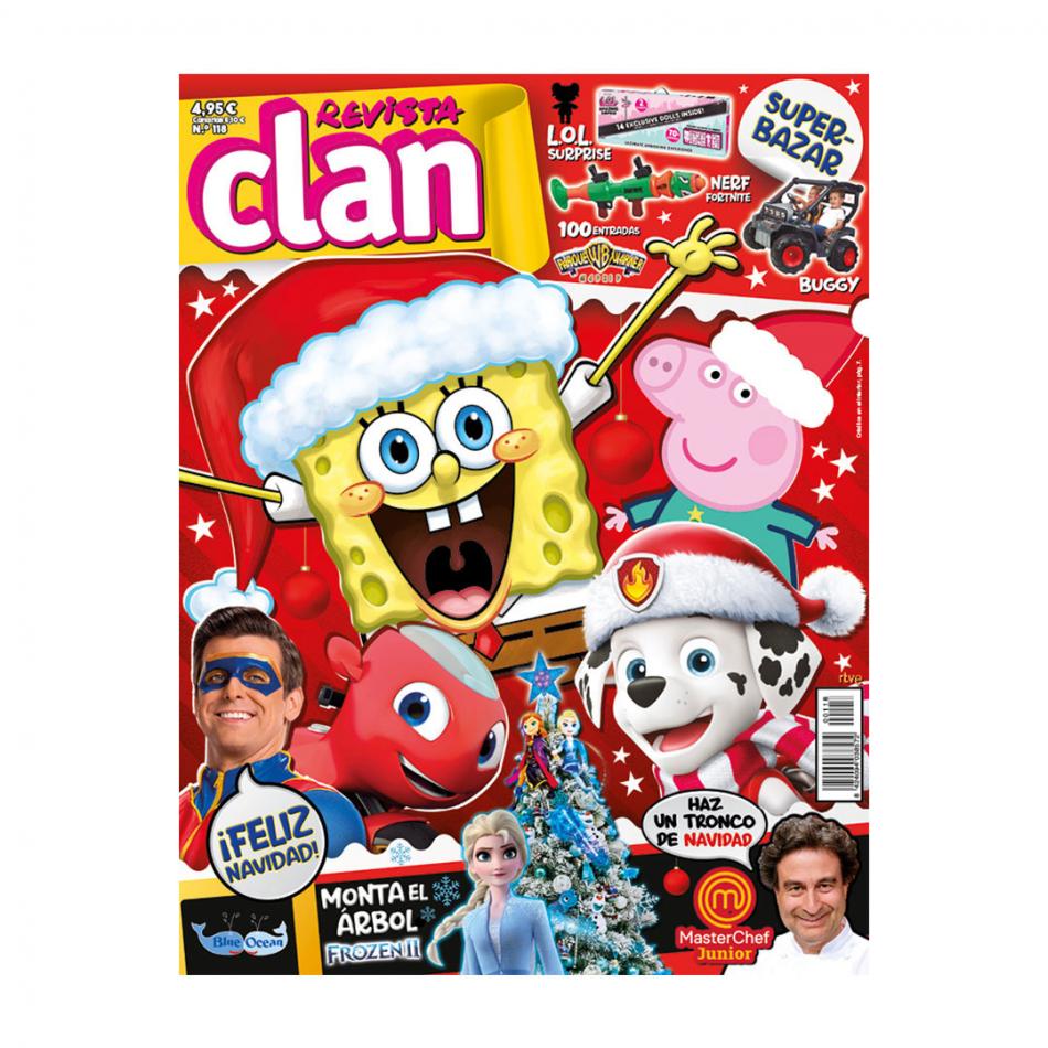 Revista Clan Diciembre 2019