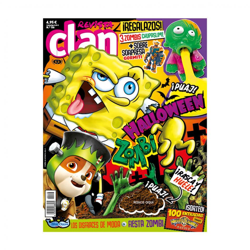 Revista Clan Octubre 2019