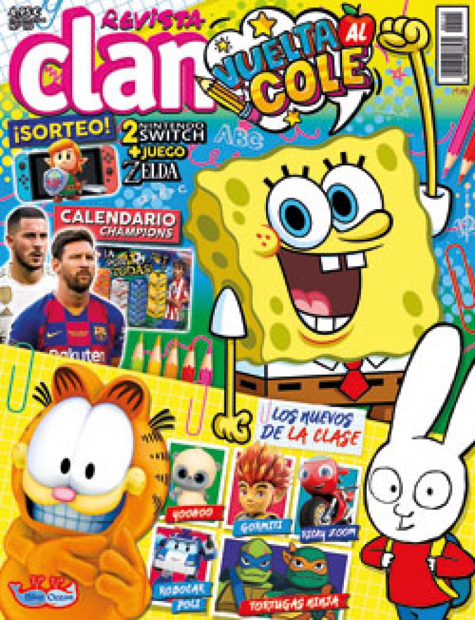 Revista Clan Septiembre 2019