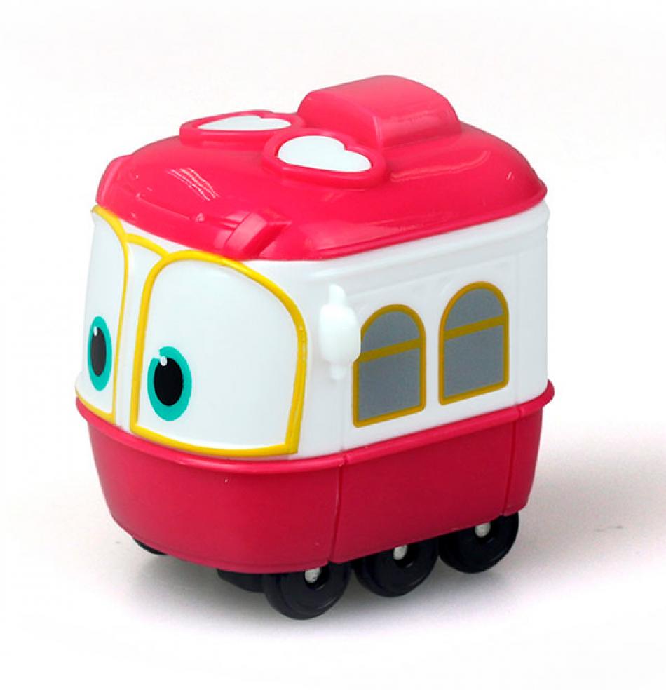 Robot Trains Vehículo Básico - Selly