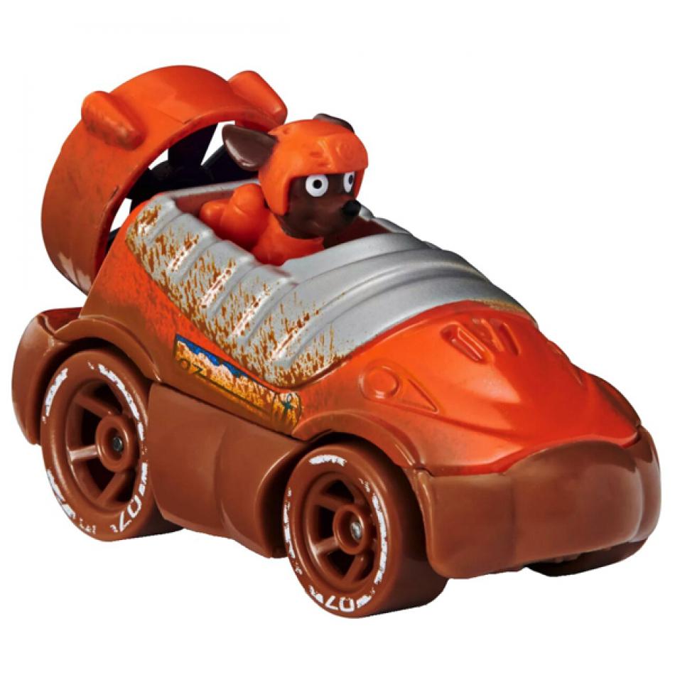 Vehículo Die Cast Zuma Mud Off Road - La Patrulla Canina