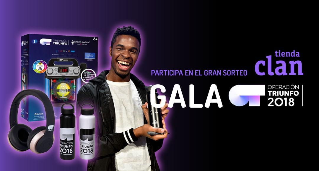 Gala Operación Triunfo