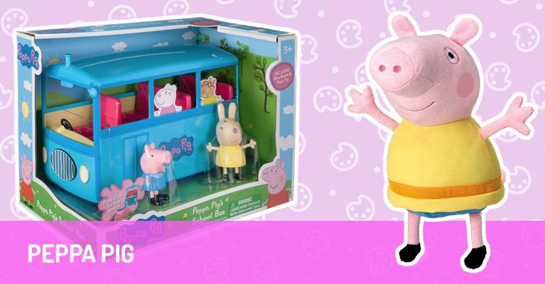 Juguetes Peppa Pig de Bandai